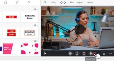 إطلاق الإصدار الجديد من محرر الفيديوهات أونلاين FlexClip 2.0